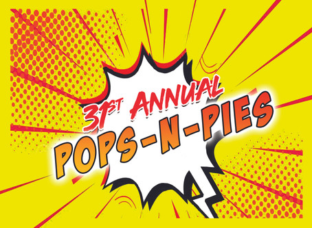 POPS N PIES IS A GO!