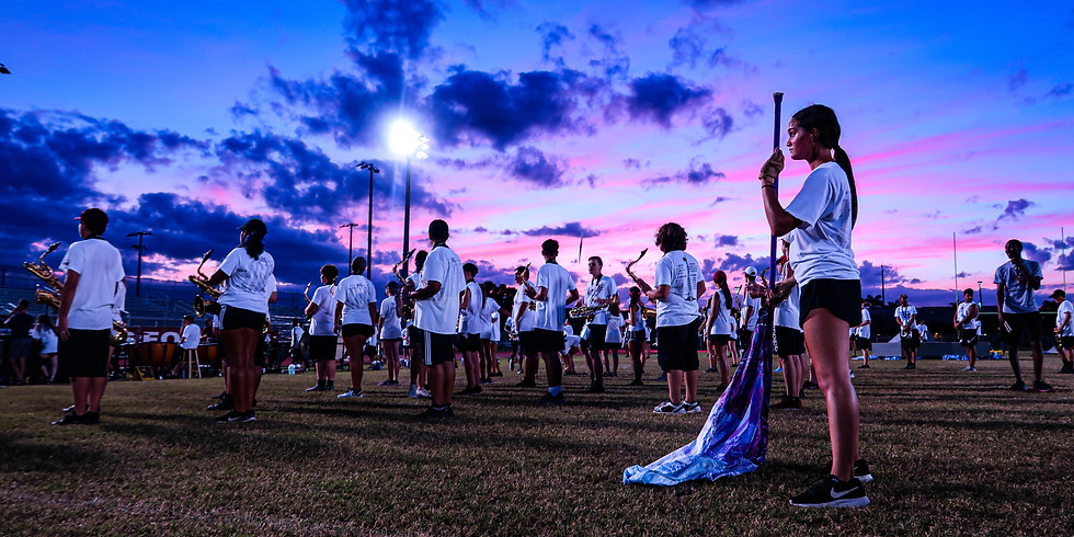 EAGLE REGIMENT SPRING TRAINING (Winds, Perc, & CG)