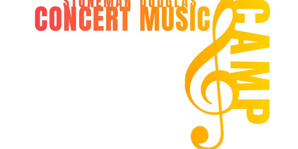 CONCERT MUSIC CAMP