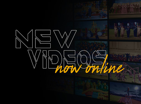 NEW VIDEOS ADDED TO THE EAGLE REGIMENT MEDIA GALLERY!