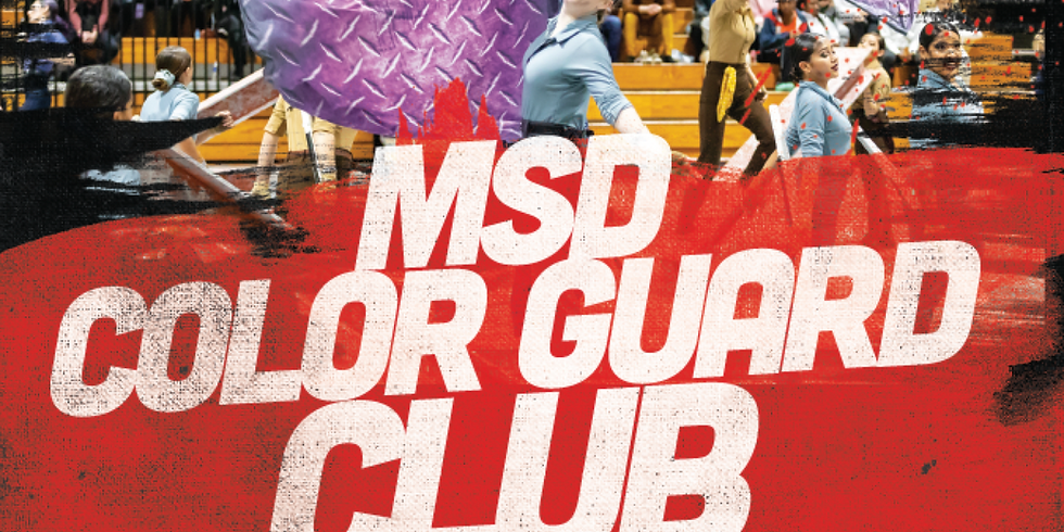 COLOR GUARD CLUB