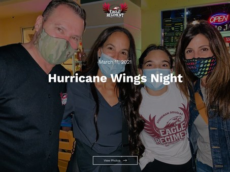 PICTURES FROM HURRICANES NOW ONLINE!