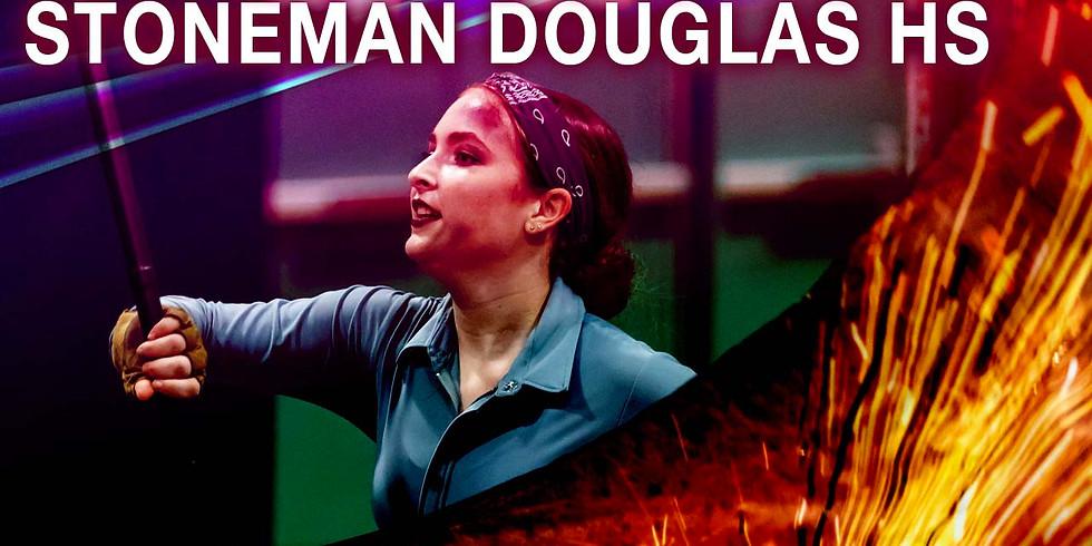 STONEMAN DOUGLAS WINTER GUARD HOME SHOW!