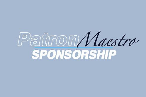 Patron Corporate Sponsor-MAESTRO