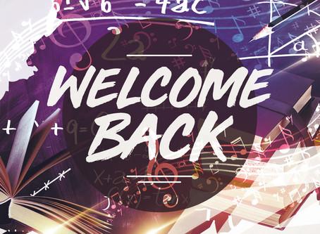WELCOME BACK EAGLE REGIMENT.......