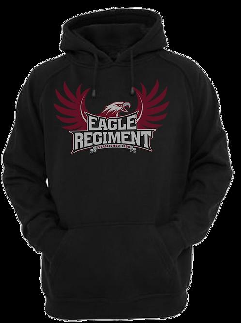 Black Eagle Regiment Pullover Hoodie