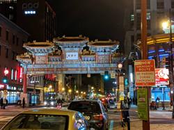 Chinatown Traffic