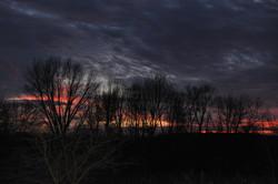 Sunset on the Farm 4