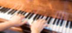My Steinway piano