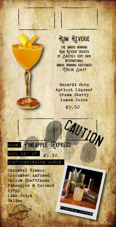 Rum Reverie / Pineapple Express