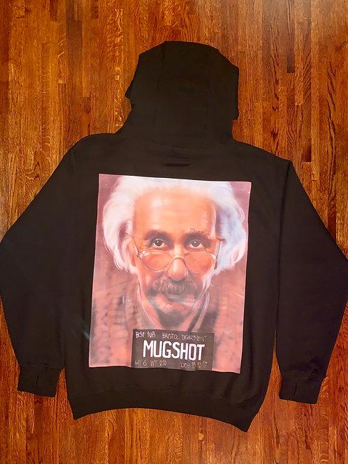 Mugshot Hoodie - Einstein