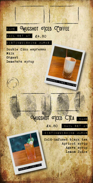 Iced Tea/Coffee