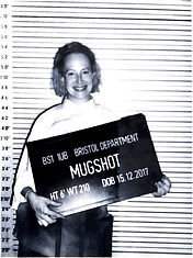 Mugshot Bristol Waitress