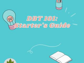 DBT Starter Kit & Resource Guide