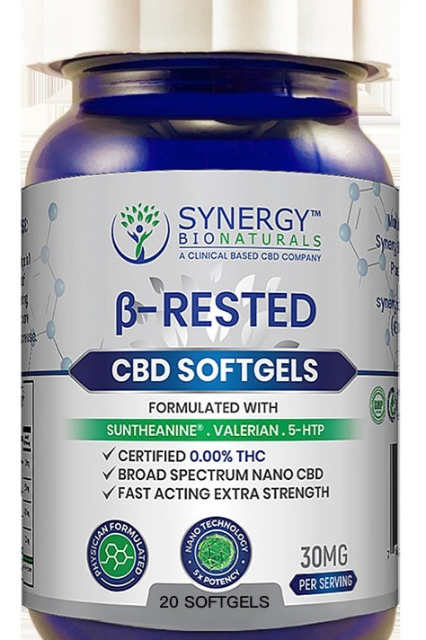 Synergy Bionaturals B-Rested