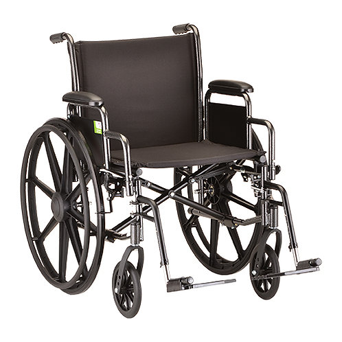 "20"" Manual Wheelchair"