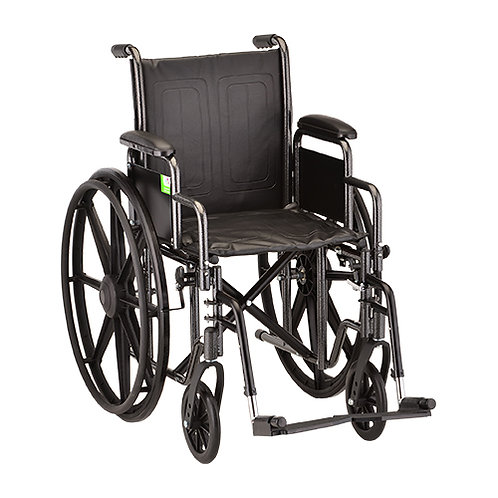 "16"" Manual Wheelchair"