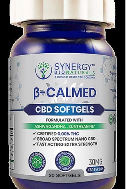 Synergy Bionaturals B-Calmed