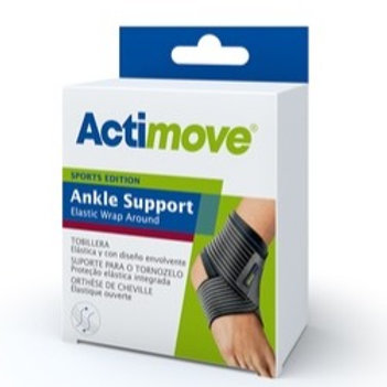 Ankle Support Elastic Wrap Around
