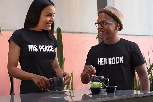 His Peace T-Shirt