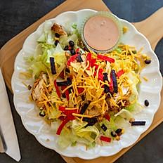 Southwest Salad with Chicken