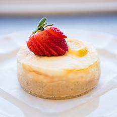 Keto Mini Cheesecake