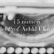 #4 I 5 NUMERI DEL PROF. AEHKL UKZÑA ©Alberto Tebaldi