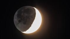 Earthshine June 2021