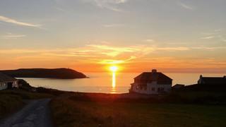 Daymer Sunset