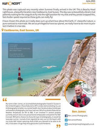 K&F Magazine June 2021 Article