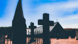 Graveyard, St. Enodoc's