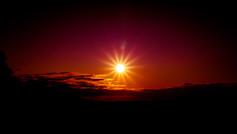 Deep Sunset, Horsenden Hill