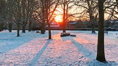 Lammas in Winter