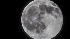 """""""Cold"""" Full Moon"""