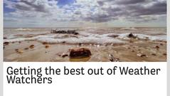 BBC Weather Watchers Bulletin