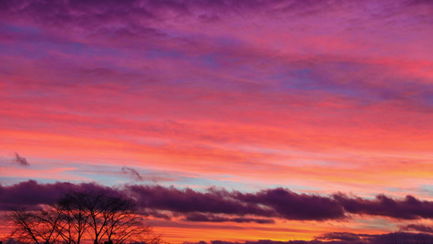 Red Sky at Night III
