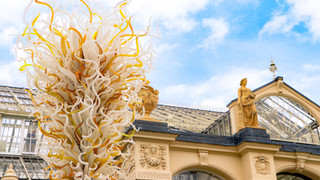 Dale Chihuly May-Oct 2019
