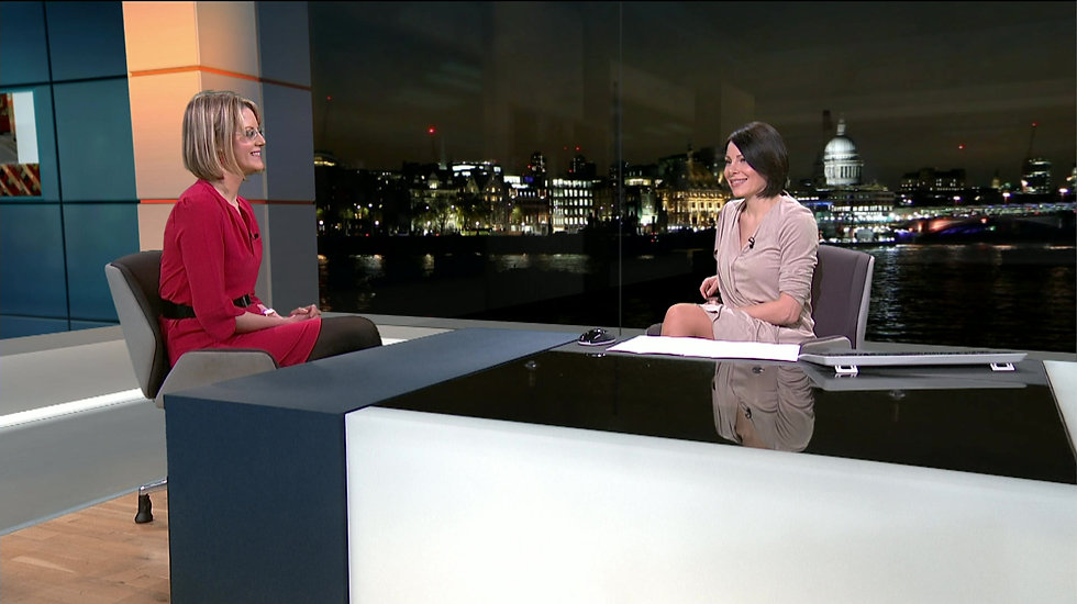 Copyright ITV News