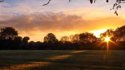 Sweet Spot Sunrise