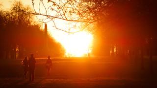Kensington Sunset