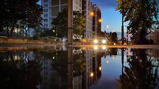 Reflections in Ealing