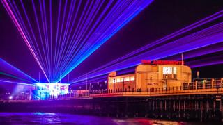 Laser Light Show 2