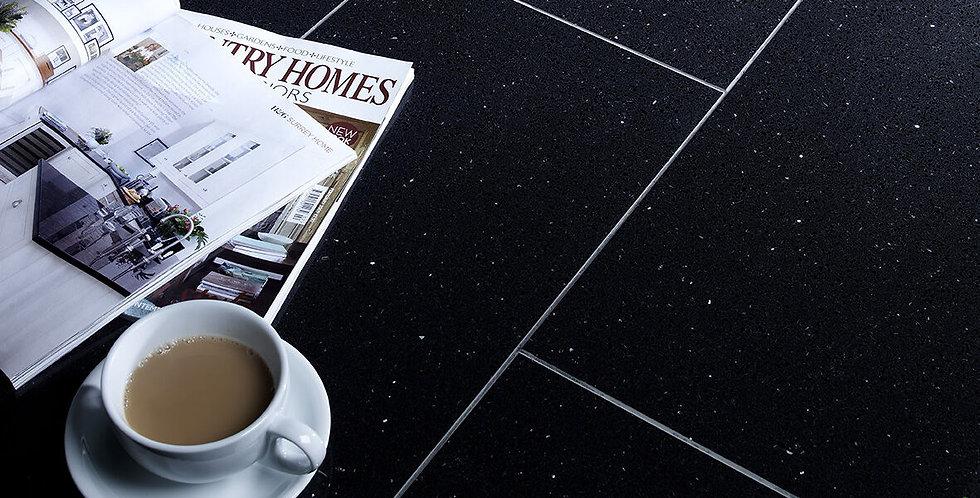 Starlight Black Polished Quartz