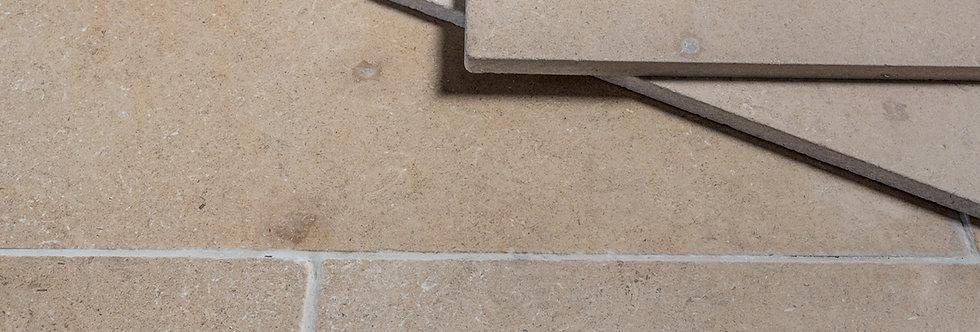 Cotswold Tumbled & Brushed Limestone