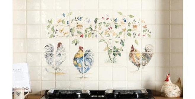 Chicken Coop 40 Tile Panel