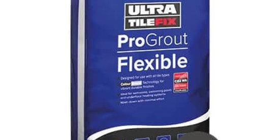 Ultra Tile Fix Pro Charcoal 10KG
