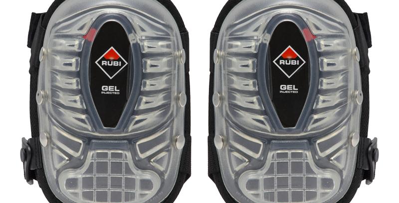 Rubi Gel Professional Knee Pads