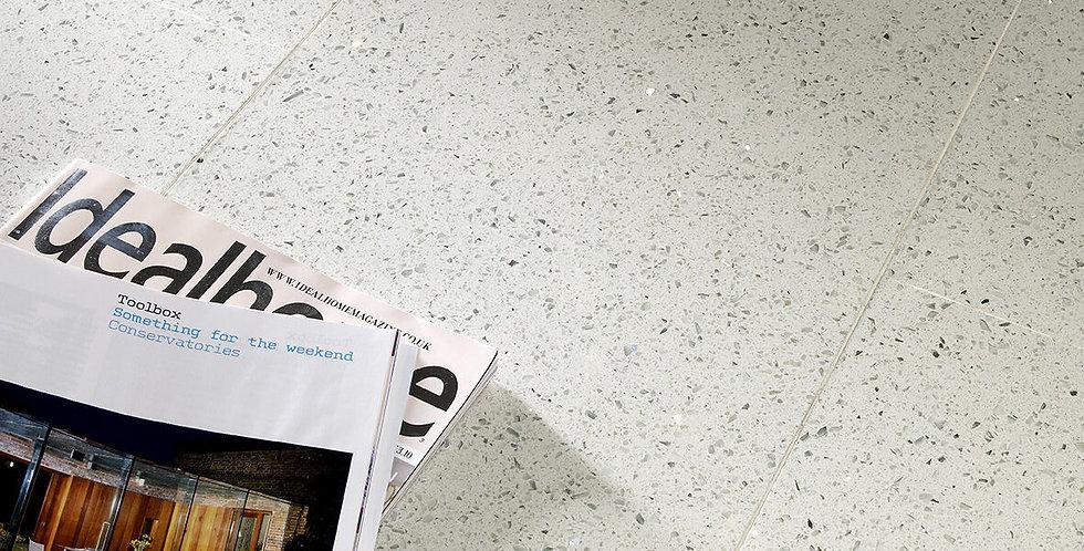 Starlight White Polished Quartz