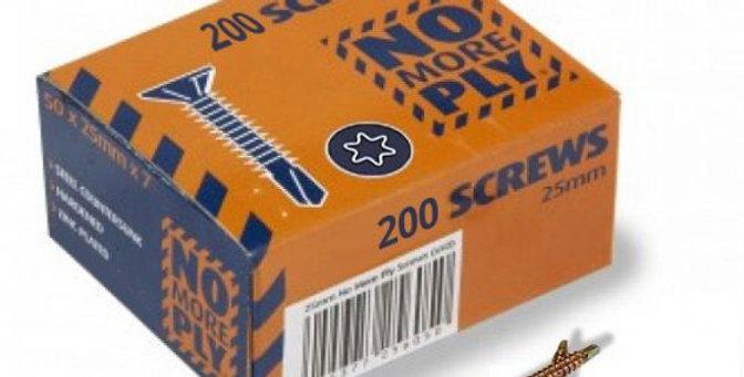 N.M.P Screws 25mm