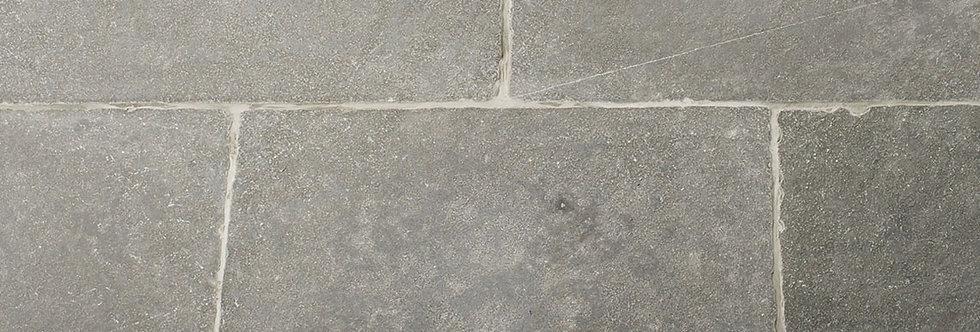 Cornwall Grey Honed and Tumbled Limestone